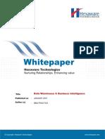 Hexaware BI DW Whitepaper