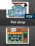 shops vocabulary