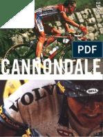 1999V1 Cannondale Bicycle Catalog