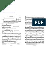 Cadenza  for piano and electric piano