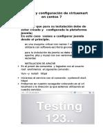 Manual de Instalación y Configuración de Virtuemart en Centos 7
