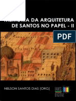 Memoria Da Arquitetura de Santos 2