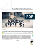 ¿Qué Profesiones Necesitará El Perú Para La Cuarta Revolución Industrial