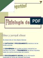 Fisiología Oído PDF
