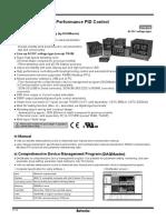 Autonics TK Datasheet