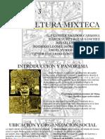 Exposición Cultura Mixteca Equipo 3