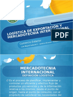 LOGÍSTICA DE EXPORTACIÓN Y MERCADOTECNIA INTERNACIONAL.pptx.pptx