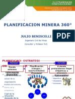 6 - Planificacion Minera 360 - J. Beniscelli - Consultor