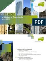 El ABC de La Consultoria de Proyectos en Ti