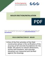Boiler Erection Persentation Rev-2