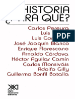 Carlos Pereyra - Historia para qué.pdf