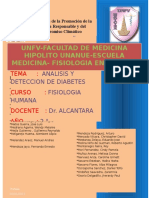 UNFV Diabetes