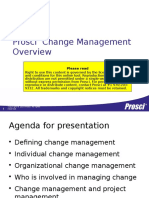 2.1b Prosci Change Management Overview