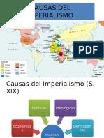 Causas Del Imperialismo