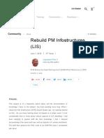 Rebuild PM Infostructures (LIS) _ SAP Blogs