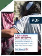 A Better Way Than Boycotts