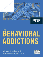 Behavioral Addictions, The - Michael S. Ascher & Petros Levounis