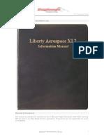 Liberty Xl2 Pim Manual