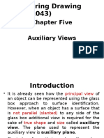 Chapter 5-Auixiliary Views