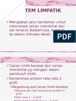 - System Limfatik