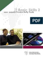 AVU - Text-Based Productivity Tools