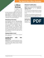 SD Nitrox Workshop Instructor Manual v11