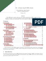 VHDL Guide