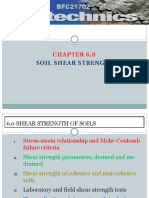 CHAPTER 6 Soil Shear Strenght 3