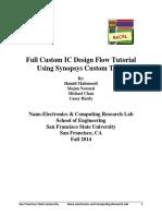 Full Custom IC Design