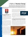 Breaking the Myths of Nuclear Energy:Dr.D.N.Sharma,Member,NDMA