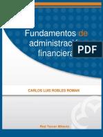 Fundamentos de Administración Financiera ALIAT