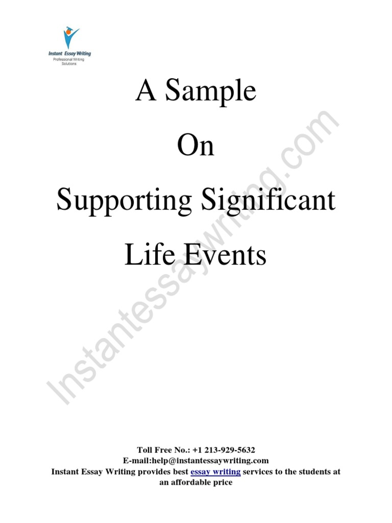 a sample report on supporting significant life events by instant a sample report on supporting significant life events by instant essay writing mental health psychiatry