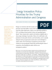 2016 Energy Innovation Policy