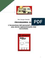 Programma 101. L'invenzione del personal computer