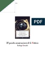 20 Grandes Conspiraciones de La Historia - Santiago Camacho0
