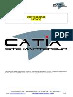 Cours Catia v5