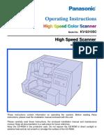 Descargaspla Pla Escaner Escaner High Vol Kv-s3105c Manual de Usuario s3105c s3085-Om