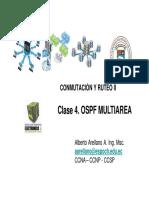 Clase 4 Ospf Multiarea