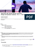 Tbe011 Ot Sbc Design and Quotation Guidance - r2.1.1 Ed03a