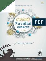 CULTURA | Programación Navidad 2016/17 en Coslada ¡¡Felices Fiestas!!