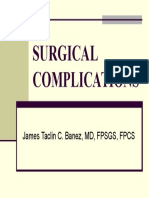 Surgical Complications