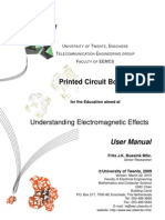 Understanding Electromagnetic Effects Using PCB Demos