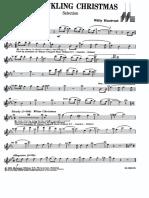 A Swinkling Christmas - Flute