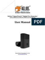 User Manual ForSignalTouch_Ver1.0