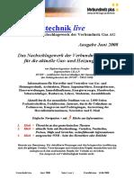Gastechnik Live VerbundnetzPlus