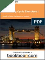 Accounting Cycle Exercises I
