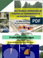 1 Charla Tec PTRF - Problematica Calidad Del Agua NAR