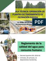 3 Charla Tec PTFR - Reglamento Calidad Del Agua NAR