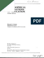 Idealism & Education (1)