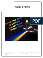 Physics Project File 12